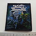 King Diamond - Patch - King Diamond patch k164