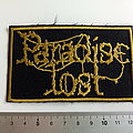 Paradise Lost patch used 679