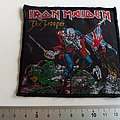 iron maiden  the trooper  2010  patch used677