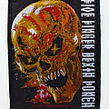 Five Finger Death Punch - Patch - Five Finger Death Punch justice for none patch f63