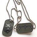 Sonata Arctica - Other Collectable - Sonata Arctica official dog tag/ necklace