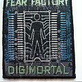 Fear Factory - Patch - Fear Factory Digimortal official 2001  patch  used729