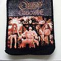 Ozzy Osbourne - Patch -  Ozzy Osbourne   80's patch 7 8x10 cm
