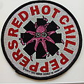 Red Hot Chili Peppers - Patch - Red Hot Chili Peppers  octopus patch r120