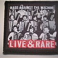 Rage Against The Machine - Patch - rage against the machine patch r40