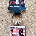 Mötley Crüe - Other Collectable - Mötley Crüe official 2008 keyring