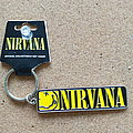 Nirvana - Other Collectable - Nirvana official keychain 2011