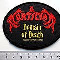 Mortician official  patch domain of death 2000 m281