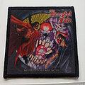 Mercyful Fate - Patch - Mercyful Fate patch m410 printed