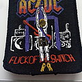 AC/DC - Patch - AC/DC   flick of the switch  patch 148