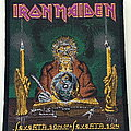 Iron Maiden - Patch - Iron Maiden  Seventh Son of a Seventh Son 1988 patch 320 - 8.5x12 cm