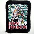 iron maiden rare vintage patch no 27
