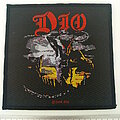 Dio - Patch - Dio  holy diver  patch 18