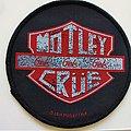 Mötley Crüe - Patch - Motley Crue  girls girls girls patch  m83