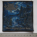 Dark Funeral where shadows forever reign patch d282