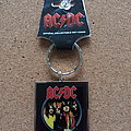 AC/DC - Other Collectable - Ac/Dc   official keychain 2013