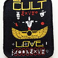 THE CULT - Patch - The Cult love 1985 patch c292