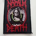 Napalm Death - Patch - Napalm Death original 1990 life ?  patch n182