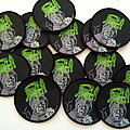 Death - Patch - DEATH  Leprosy 1989  patch d 198  new