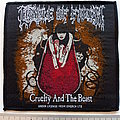 Cradle Of Filth - Patch - Cradle Of Filth  cruelty and the beast  patch c4