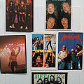Metallica - Other Collectable - Metallica 6x old official postcard 10 x 15 cm