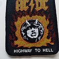 AC/DC - Patch - AC/DC   highway to hell patch 140