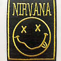 Nirvana - Patch - Nirvana patch n148-- 7 x 9.5 cm