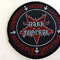 Dark Funeral - Patch - Dark Funeral official 2004 patch d306---9.5 cm