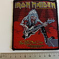 Iron Maiden fear of the dark 1993 patch used540