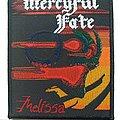 Mercyful Fate - Patch - Mercyful Fate patch melissa m363 --8x10cm