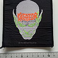 Kreator - Patch - Kreator official 1990 coma of souls patch k87  -- 9.5 x 10 cm