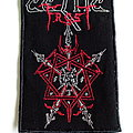 Celtic Frost  patch used669----  7 x 12 cm
