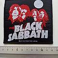 Black sabbath patch 33