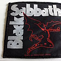 Black Sabbath patch used619