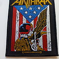 Anthrax - Patch - Anthrax patch a313 -- 7.5x10 cm