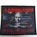 Annihilator never, neverland patch a187