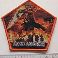 Amon Amarth - Patch -  Amon Amarth patch a321