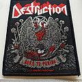 Destruction - Patch - Destruction official born to perish patch d344