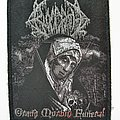 Bloodbath - Patch -  Bloodbath grand morbid funeral patch b382