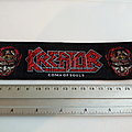 Kreator coma of souls strip patch k66 5 X 19.5 cm