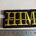 HIM - Patch - Him shaped patch used572