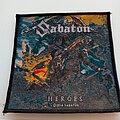 Sabaton - Patch - Sabaton heroes 2014 patch s45