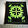 Type O Negative - Patch - Type O Negative 13 13 new and official 1993 patch t199