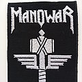Manowar - Patch - Manowar patch m371 -- 7.5 x 10 cm