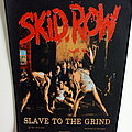 Skid Row 1991 official backpatch new bp 286 patch