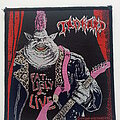 Tankard - Patch - Tankard official 1991 fat ugly & live patch t133