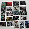 In Flames - Other Collectable - In Flames set of 20 stickers/ photo cards  new 5.5 x7.5 cm