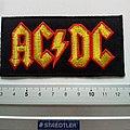 AC/DC patch 26 -- 5 x 9.5 cm