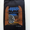 Anthrax in my world wallet Other Collectable
