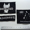Bathory - Patch - some used patches743